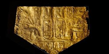 Tutankhamunun Hazinesi sergileniyor