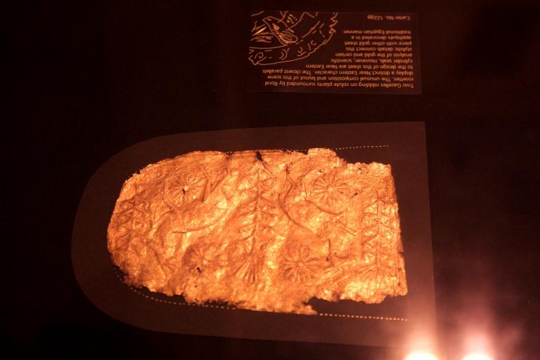 Tutankhamun'un görülmemiş hazinesi