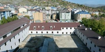 Tuncelideki tarihi kışla Dersim Kent Müzesi olacak