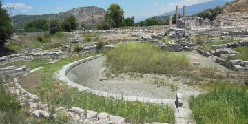 Xanthos-Letoon antik kentleri 2018de turizme hizmet edecek