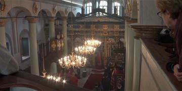 Restorasyonu biten Ayayorgi Kilisesi açıldı