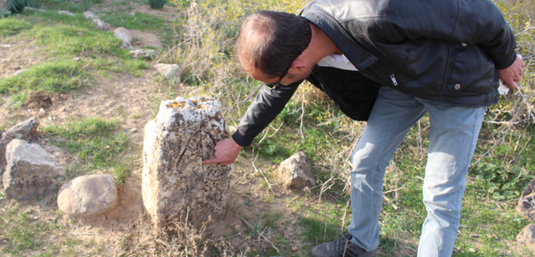 Hatay'da tarihi Türkmen Mezarlığı keşfedildi