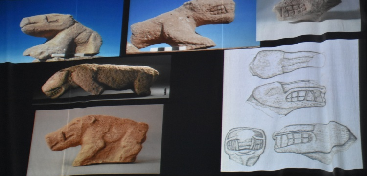 Arkeolog Schmidt, Bodrum'da Göbeklitepe arkeoloji kazılarını anlattı