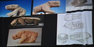 Arkeolog Schmidt, Bodrumda Göbeklitepe arkeoloji kazılarını anlattı