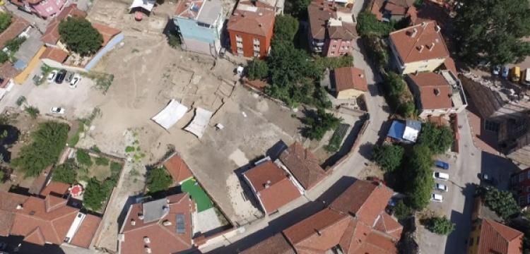 Bursa'da arkeoloji alanı için kamulaştırma yapıldı