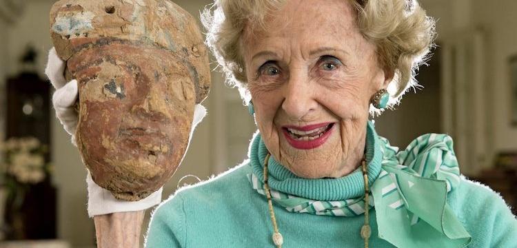 90 yaşındaki Indiana Joan tarihi eser kaçakçılığı ile suçlandı