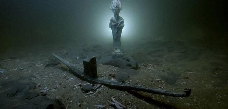 Akdeniz sahillerinde batık Roma gemilerinin enkazı bulundu