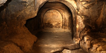 Şanlıurfa kaya mezarları turizme açılıyor