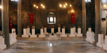 Edirnede İnsansı Taşlar Müzesi açıldı
