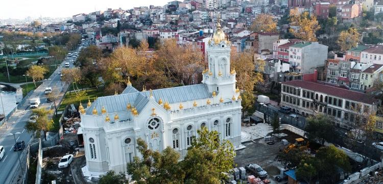 Demir Kilise, 7 yılın sonunda aslına döndü