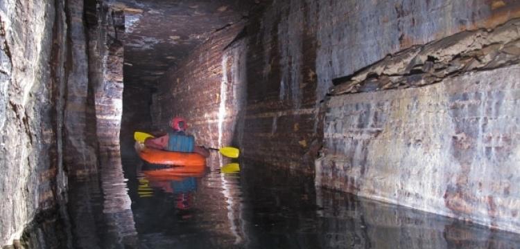 Montreal'in altında buz çağından kalma mağara bulundu