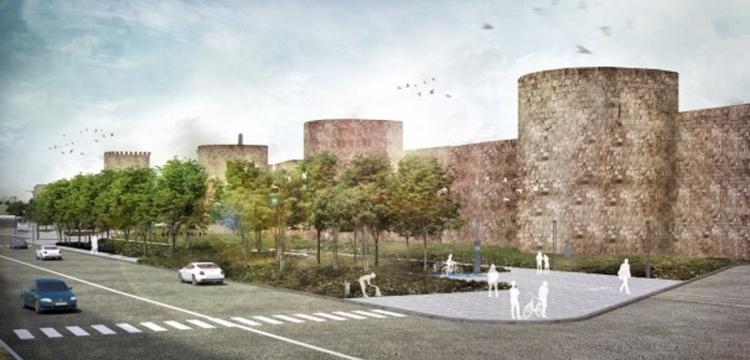 Diyarbakır Sur Dışı Tasarım Projesi