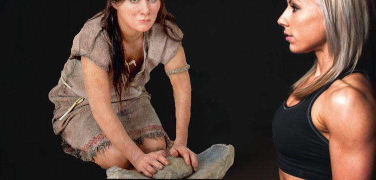Neolitik çağ kadınları modern kadın sporculardan da güçlüydü