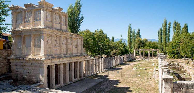 Ömer Koç: Afrodisias kazılarını desteklemekten gurur duyuyoruz