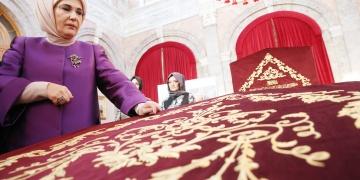 Osmanlı Türbelerindeki Maraş işi puşideler yenilenecek