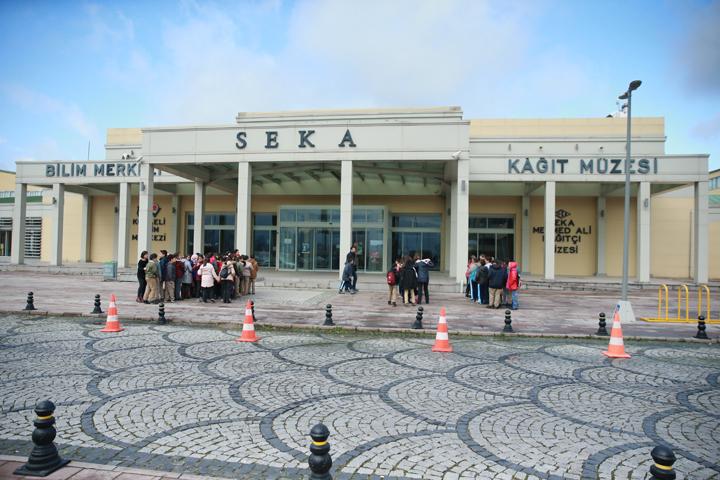 Avrupa'nın en büyük kağıt müzesi