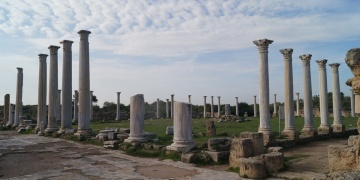 Gazi Mağusa Salamis Antik Şehri ve Harabeleri