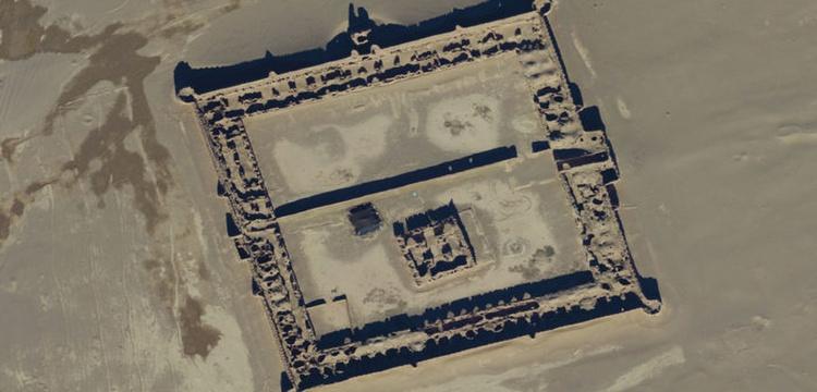 Afganistan'ın yitik kervansaraylarını casus uydular buldu
