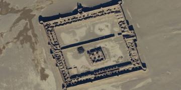 Afganistanın yitik kervansaraylarını casus uydular buldu