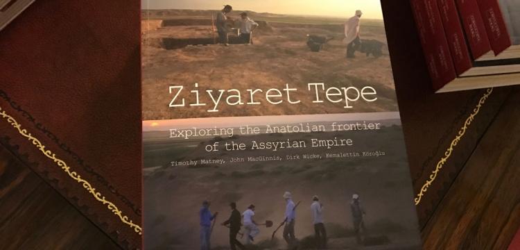Ziyaret Tepe kazısının hikayesi İngilizceye çevrildi