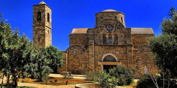 Gazi Mağusa St. Barnabas Kilisesi ve Manastırı