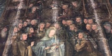 Müzeden çalınan 500 yıllık halı yakalandı