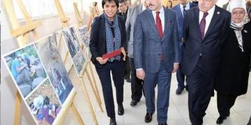 Yozgat 2017 arkeoloji bulguları fotoğraflanıp dijitale aktarıldı