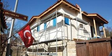 Yarbay Mustafa Kemalin karargah binasının restorasyonu tartışılıyor
