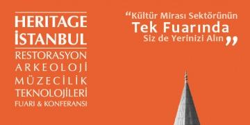 Heritage İstanbul 2018, İstanbul Arkeoloji Müzesinde tanıtılacak