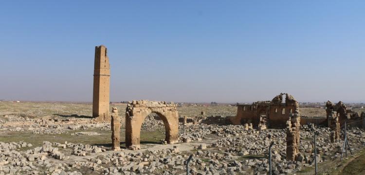 Harran'daki tarihi yapılar restore ediliyor