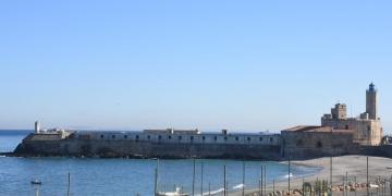 Akdenizdeki Osmanlı şehri Cezayir
