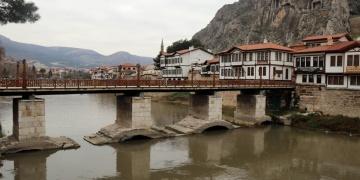 Amasya 11 ayda 600 bin turist ağırladı