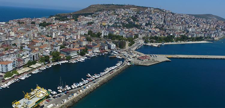 Sinop iç limanı arkeolojik sit alanı kapsamından çıkarıldı