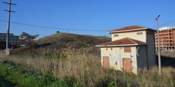 Bandırma Tümülüsünün çevresi binalarla kuşatıldı