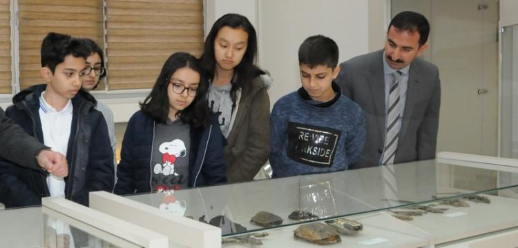 """Diyarbakır'da """"Zooloji Müzesi"""" açıldı"""