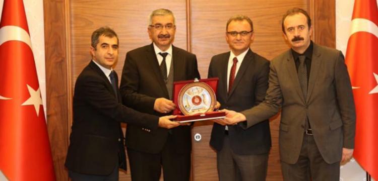 Müze Müdürü Önder İpek Hitit Üniversitesi'nde akademisyen oldu