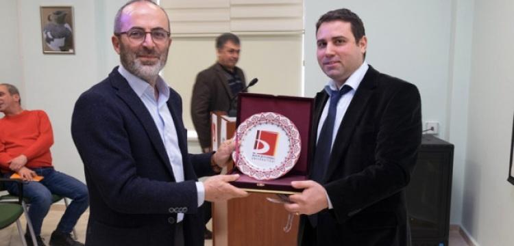 Prof. Dr. Kemalettin Köroğlu, Urartu araştırmalarını anlattı