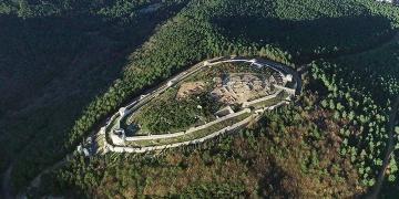 Aydos Kalesi arkeoloji kazılarında son durum