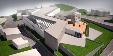 Milas Arkeoloji Müzesi projesi için çalışmalar sürüyor