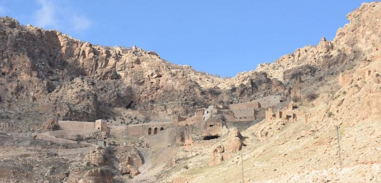 Doğu'nun Sümelası:  Mor Augin Manastırı
