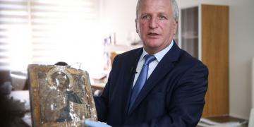 Ayasofyadaki tarihi ikonalar konservasyondan geçirilecek