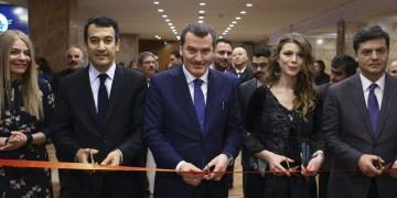 Anadoluda Turizmin renkleri resim sergisi açıldı