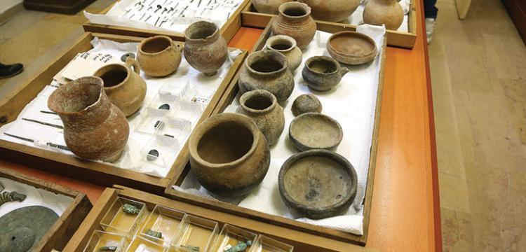 İstanbul'a bir arkeoloji müzesi de kaçakçı ve defineciler kurdu!