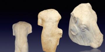 ABD, 10 milyon dolarlık tarih eserleri Lübnana iade etti
