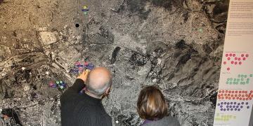 Koku ve Şehir sergisi, Erimtan Arkeoloji ve Sanat Müzesinde