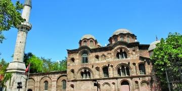 Fethiye Camii, kiliseden camiye, depodan müzeye dönüşmüş