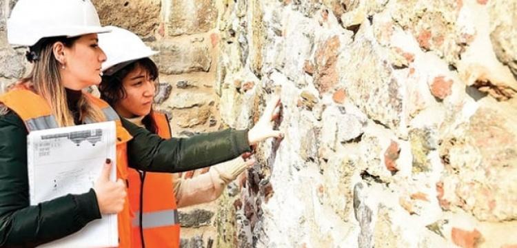 Namazgah Hamamı restore ediliyor