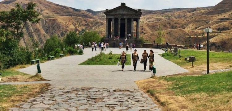 Ermenistan'daki Roma Mirası: Garni Tapınağı