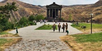 Ermenistandaki Roma Mirası: Garni Tapınağı