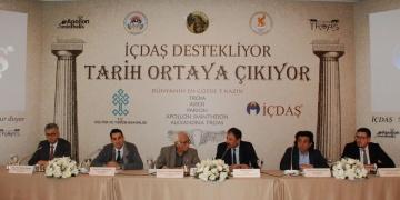 Antik kent kazı başkanları İstanbulda toplandı
